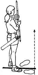 Техника стрельбы из лука