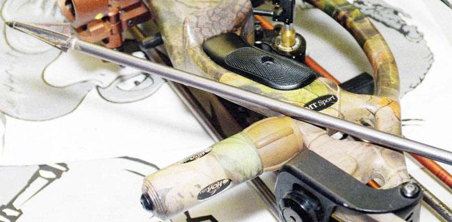 Блочный лук впервые был придуман в 1966 г. и запатентован в декабре 1969 г. Его изобретателем стал американец Холлесс...