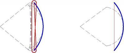 На первой классический лук и лук с двумя роликами.  При натягивании тетивы на одинаковое расстояние в обоих...