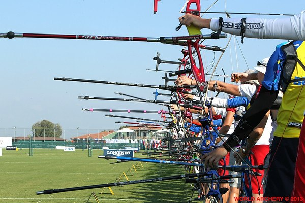 Квалификация archery world championshoip 2013