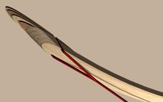Как сделать лук и стрелы в лесу